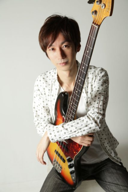ベース森口翔太のプロフィール画像