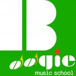 Boogie正方形ロゴ
