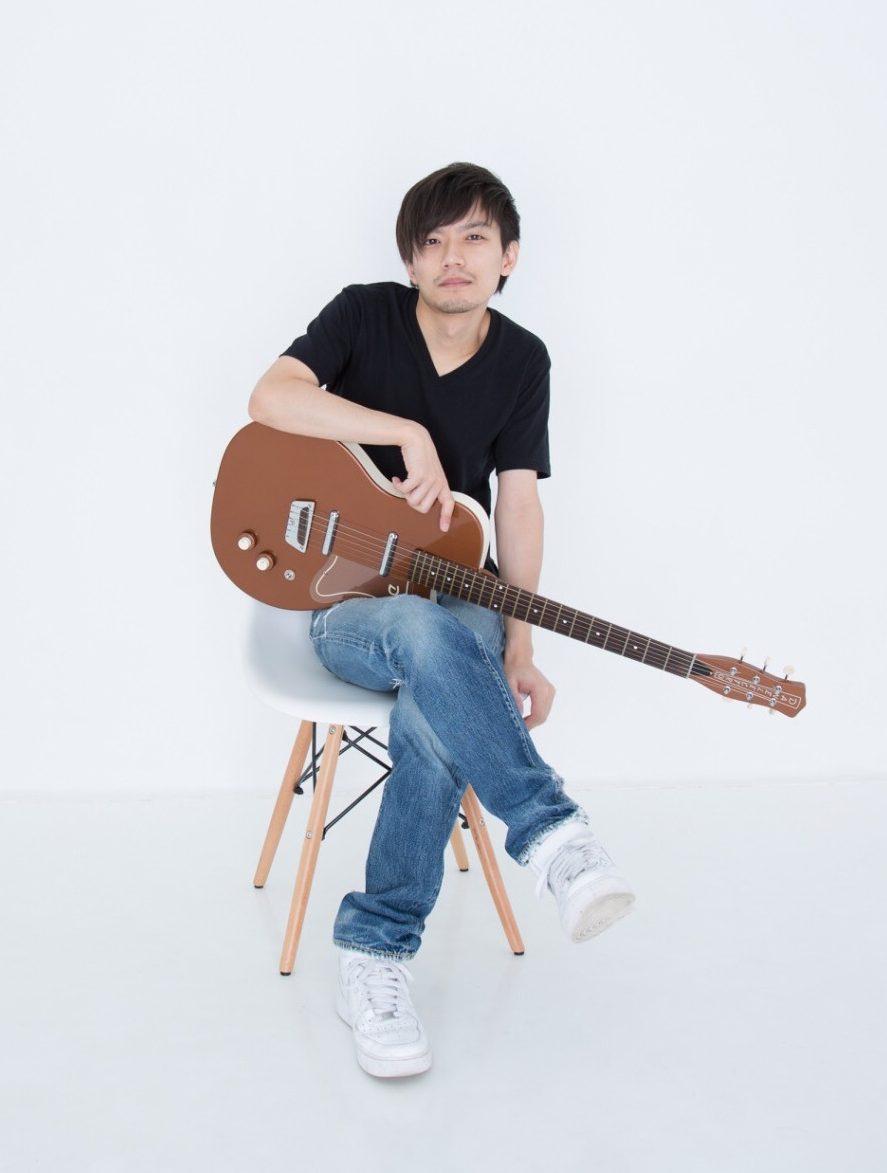 ギター成尾憲治のプロフィール画像